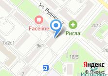 Компания «Разумейкин» на карте