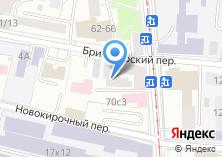 Компания «Алгет» на карте