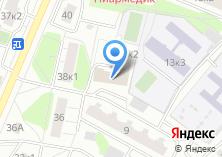 Компания «ДверьМежком-Сервис» на карте