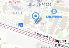 Компания «ОПОП Юго-Восточного административного округа район Лефортово» на карте