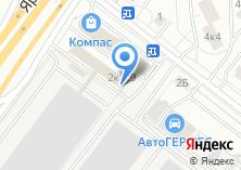 Компания «Виртус» на карте