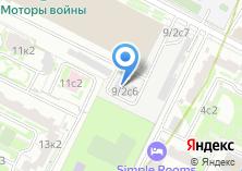 Компания «Автомойка на Рогожском Валу» на карте