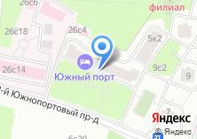 Компания «Московский банкетный флот» на карте