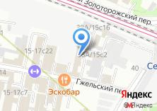 Компания «МФ Знак» на карте