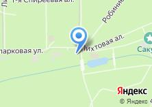 Компания «Бирюлевский Дендропарк» на карте