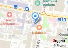 Компания «Мириам-медиа» на карте