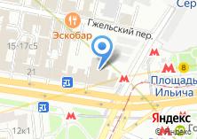 Компания «Бубликофф» на карте