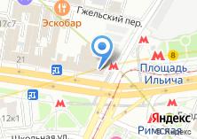 Компания «Supermerkado.ru интернет-магазин ярких впечатлений» на карте