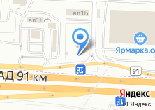 Компания «Auto City Motors» на карте