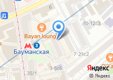 Компания «Ювелирный базар» на карте
