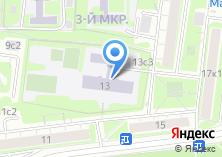 Компания «Центр образования №1861» на карте