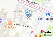 Компания «Анитекс» на карте
