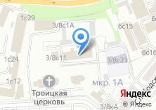 Компания «Отделение по делам несовершеннолетних Отдела МВД России по району Лефортово» на карте