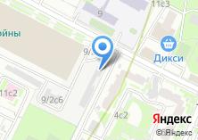 Компания «Шиномонтажная мастерская на Рогожском Валу» на карте