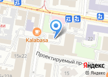 Компания «НИПИСтройТЭК» на карте