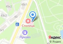 Компания «Столица» на карте