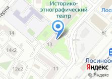 Компания «Железнодорожник» на карте