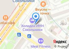 Компания «Arenashop» на карте