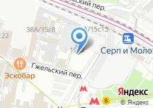 Компания «Корунд ЛТД» на карте