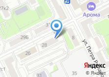 Компания «Аптеки Столицы» на карте