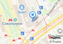 Компания «Велопрофиль» на карте