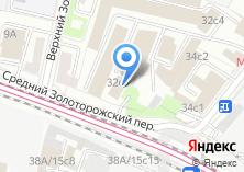 Компания «Au-room» на карте