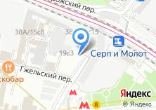 Компания «Нияма» на карте