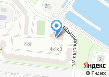 Компания «Загорье» на карте