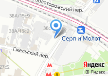 Компания «ПятОк» на карте