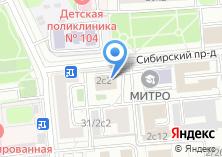 Компания «Имв-консульт» на карте