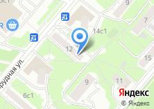 Компания «АлтайБрэнд» на карте