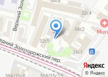Компания «Репенка» на карте
