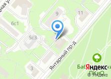 Компания «Славцвет» на карте