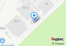 Компания «4точки» на карте