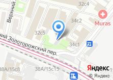 Компания «Adwill» на карте