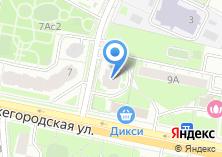 Компания «Строящийся жилой дом по ул. Ковров пер» на карте