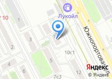 Компания «МосВторМет» на карте