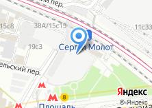 Компания «Сток-центр» на карте