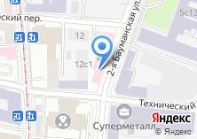 Компания «Городская поликлиника №46 Центральный административный округ» на карте