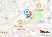 Компания «Kinderik.ru» на карте