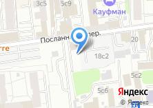 Компания «Техцентр на Бауманской» на карте