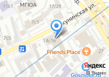 Компания «Виза Вип Тур» на карте