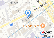 Компания «КопиПаст» на карте