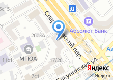 Компания «PowerShop» на карте