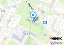 Компания «Детский сад №2640» на карте