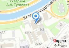 Компания «Русский терем» на карте