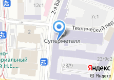 Компания «Миатон» на карте