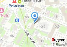 Компания «Центр научного использования и публикации архивного фонда главного архивного управления г. Москвы» на карте