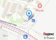 Компания «Гелионру» на карте
