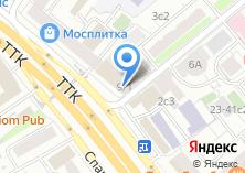 Компания «Модернъ» на карте